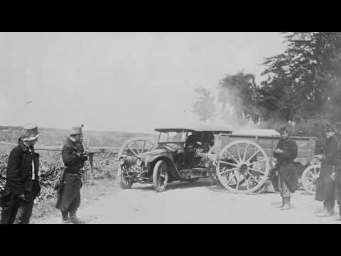 Photos of the Aftermath of the Battle of Halen, Belgium, During World War 1 (1914)