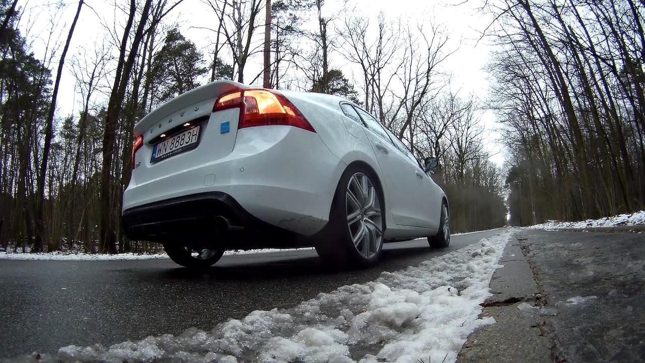 Volvo S60 Polestar 2 0 367 Hp Sound Exhaust Sound Revs Launch Control Interior Sound Youtube