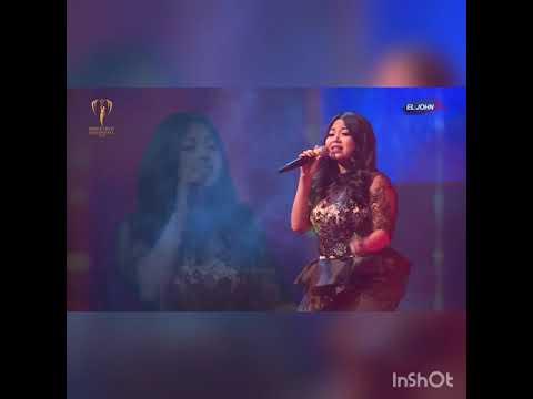 #risingstarindonesia #thevoiceindonesia Siti Nurhaliza - Bukan Cinta Biasa by Ajeng MamaMia