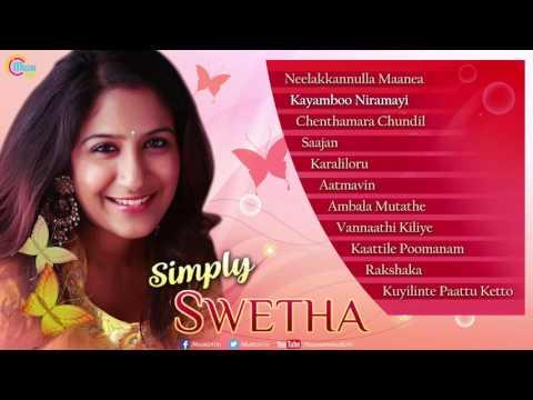 Simply Shweta | Swetha Mohan Malayalam Hits Nonstop Playlist