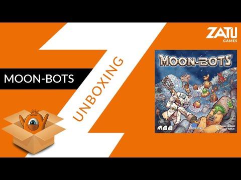 Moon Bots Unboxing