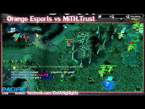 [GEST March] Orange Esports vs MiTH.Trust