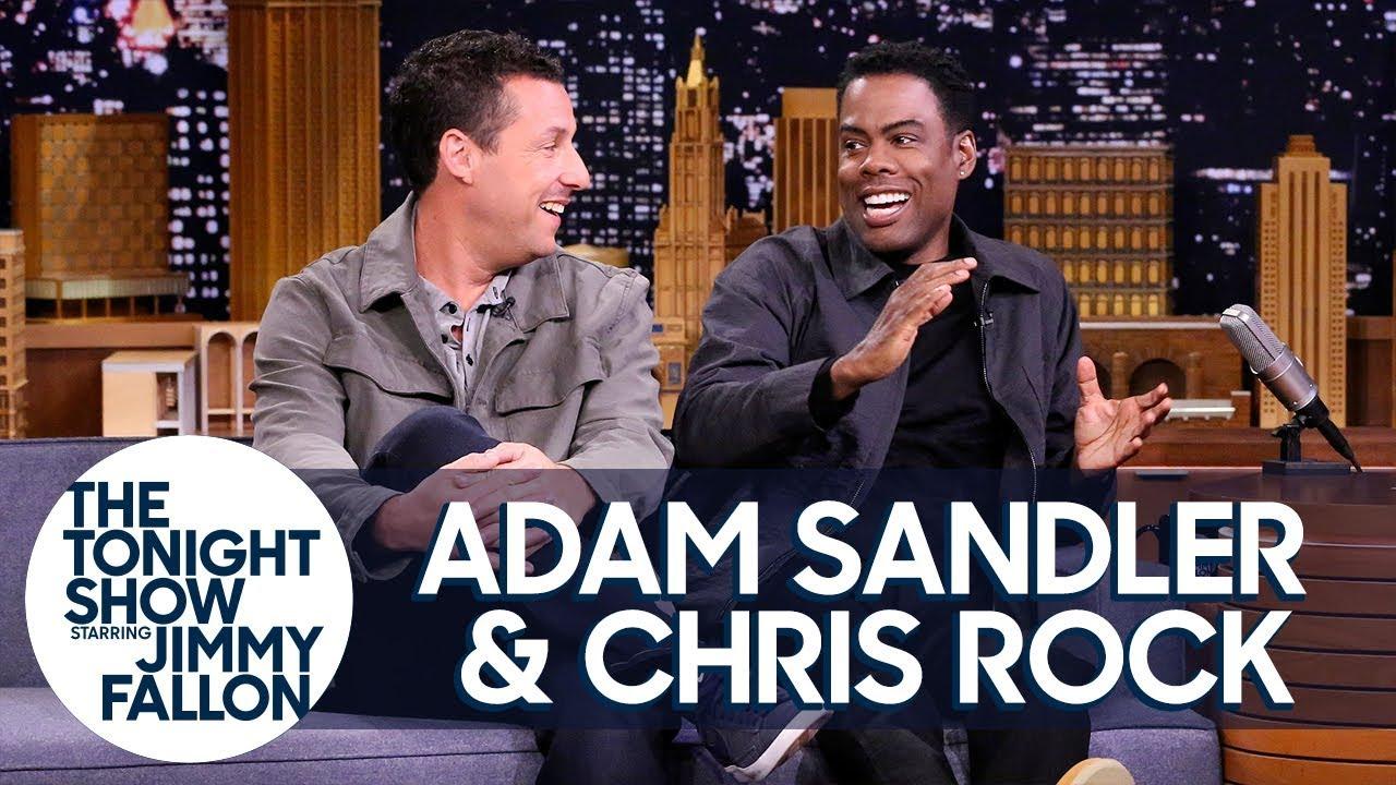 Adam Sandler Cosby Show chris rock got uncle-zonedrihanna