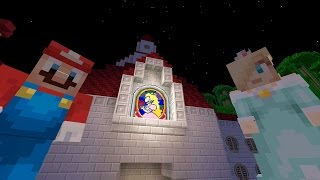 Minecraft Wii U - Super Mario Series - Mario Galaxy [38]
