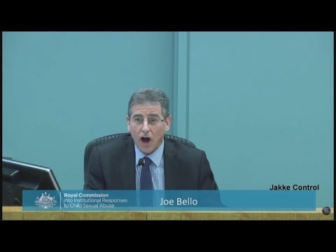 SYNCED SOUND [Day 2; Part 2]Child Sexual Abuse Within Jehovah's Witnesses - Australia: 2015-07-28