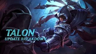 Talon Preseason Spotlight | Gameplay - League of Legends