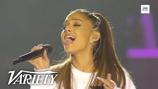 Ariana Grande Somewhere Over The Rainbow One Love Manchester