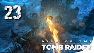 Rise of the Tomb Raider ► Прохождение на ПК, часть 23 ► Требушеты