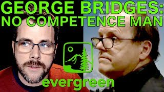 Evergreen's President: No Competence Man