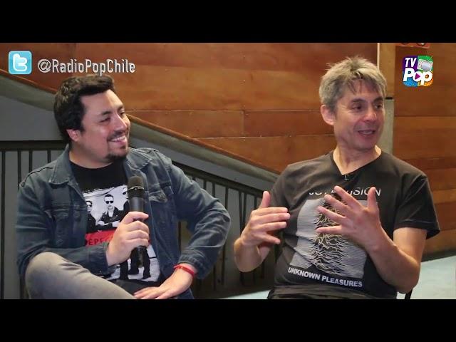 Ismael Pereira Entrevista a Emociones Clandestinas RadioPop.cl