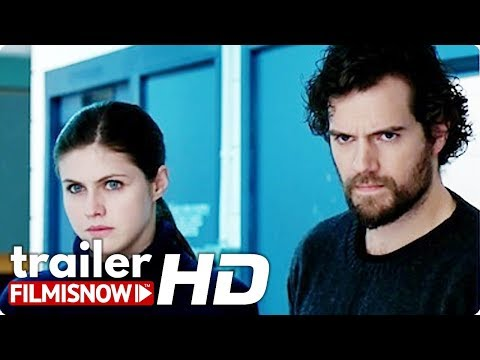 NIGHT HUNTER Trailer (2019) | Henry Cavill, Ben Kingsley Thriller Movie