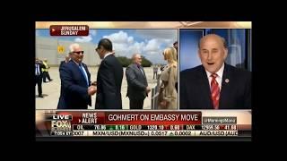 Gohmert on U.S. Embassy Move to Jerusalem, Immigration & More!
