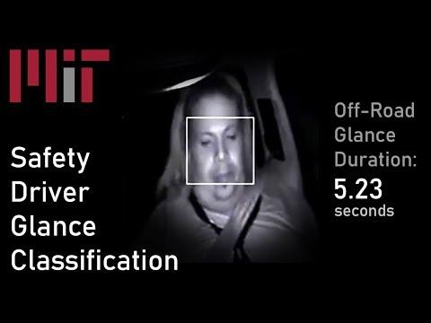 Uber Self-Driving Car Glance Classification