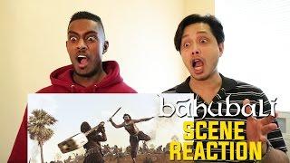 Baahubali The Beginning War  Scene Reaction  By Stageflix