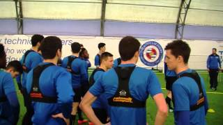 Testing Times for Reading u21s | Premier League EPPP