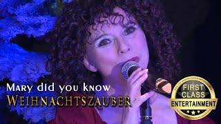Mary did you know - Steffi Koeltsch vom Ensemble MOVIE & MOTION