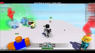 RRA Roblox Shenanigans: Episodio 5: SKY DIVING!!!