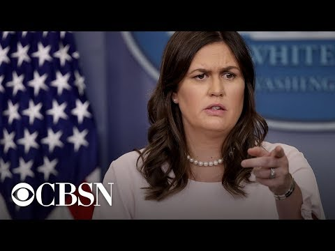 Sarah Huckabee Sanders full press conference at the White House | November 27, 2018