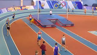 Первенство России Новочебоксарск 2018 юноши 1500 м. сильнейший забег