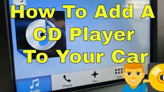 How to add a CD player in any vehicle without one