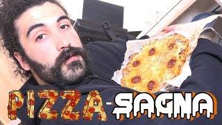 PIZZA DE LASAÑA Y UNA SORPRESA!!!