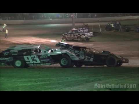 7.1.17 | B Mods Heats & Feature | Charleston Speedway