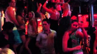 partying at el squid roe in cabo san lucas mexico