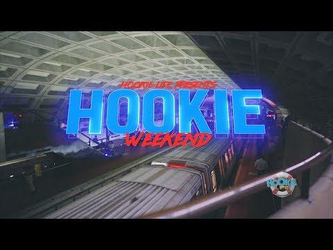 HOOKIE WEEKEND 2018 (OFFICIAL 4K RECAP)