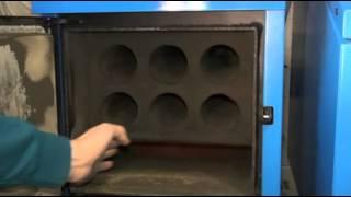 Автоматический угольный котел