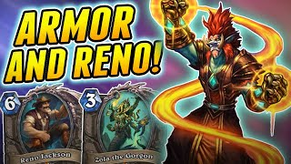 That Reno Paladin your Friend talked about | Wild Reno Paladin | Hearthstone Rise of Shadows