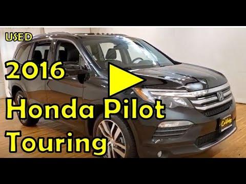 2016 Honda Pilot Touring NAVIGATION MOONROOF REAR CAMERA #Carvision