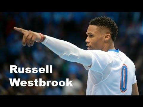 Russell Westbrook Mix-Strange Clouds