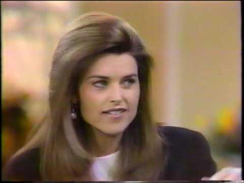 Regis & Kathie Lee   Maria Shriver  1992