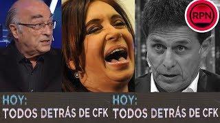Bebo Granados dijo que la mayoría de los candidatos están detrás de CFK, haciendo temblar a Carnota
