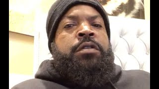 Ice Cube Reacts To People Saying Hes Been On One Lately