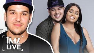 Rob Kardashian: Revenge Porn Instagram Ban | TMZ Live