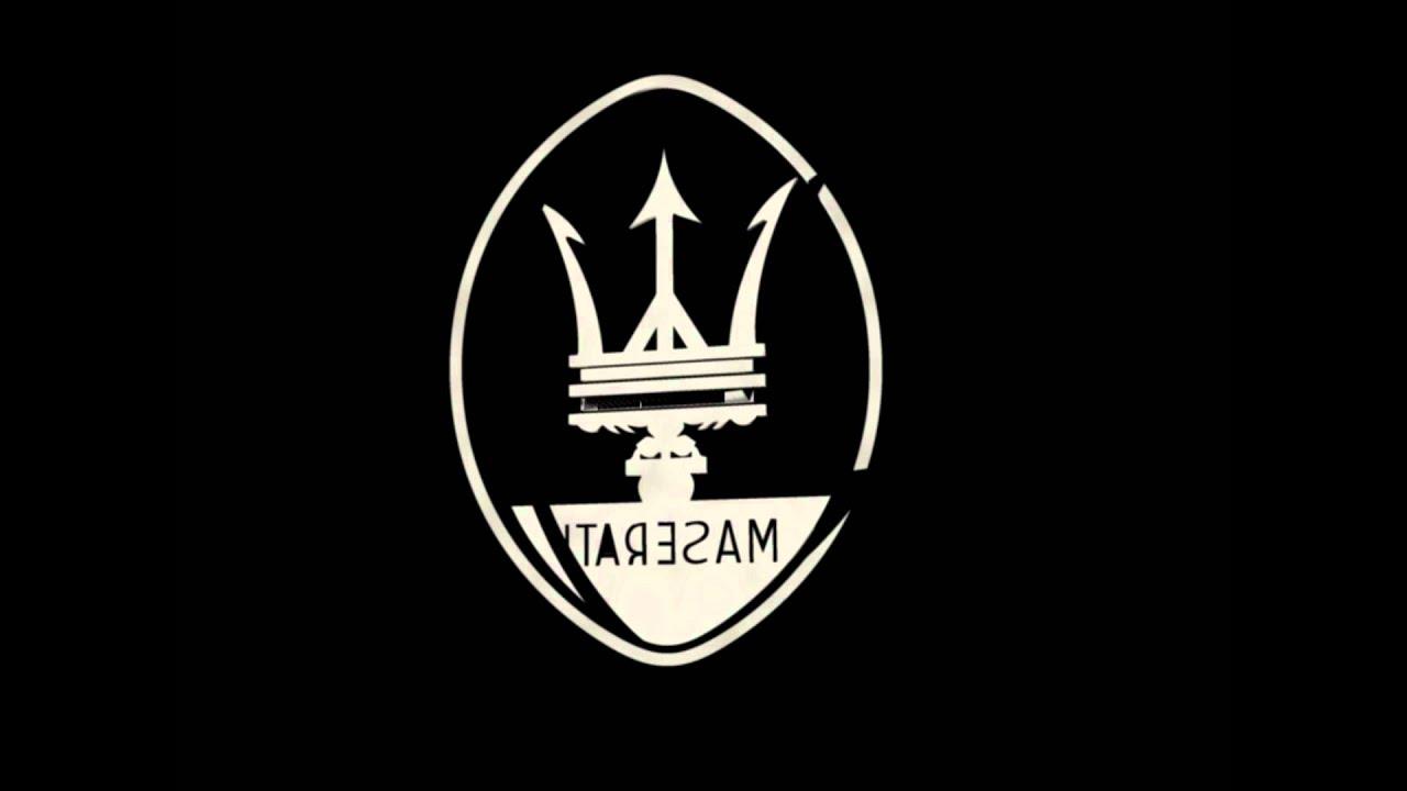maserati logo youtube