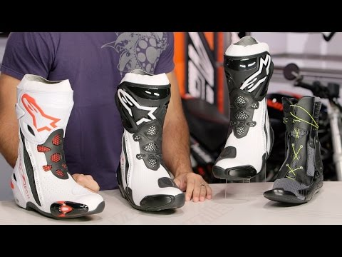 Alpinestars Supertech-R Boots Review at RevZilla.com