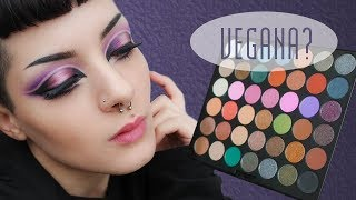 Video Testando as Sombras Veganas Coloridas da BH Cosmetics | UNBOXING e RESENHA download MP3, 3GP, MP4, WEBM, AVI, FLV Juni 2018