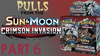 BOOSTER BOX OPENING - Pulls From The Crimson Invasion 6