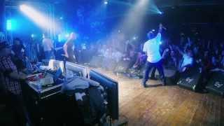 Onyx + Dj Mastafive - SLAM Live