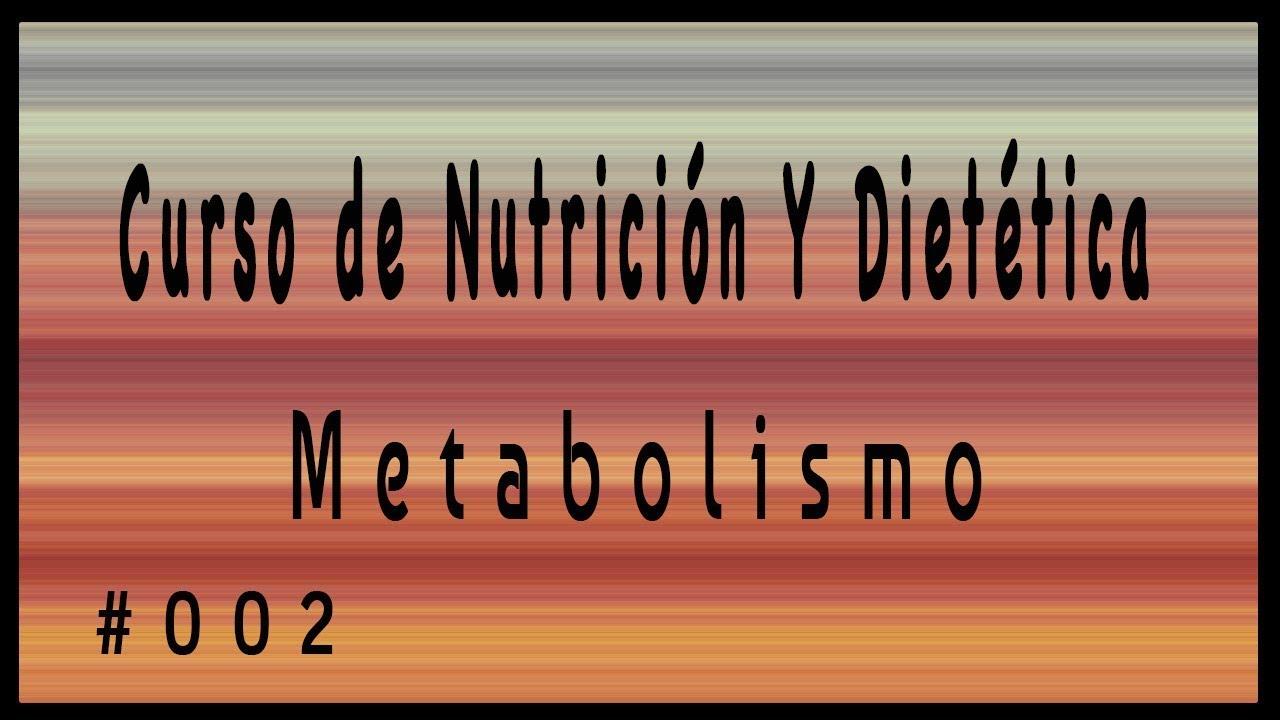 Advertencia: aceleradores de metabolismo