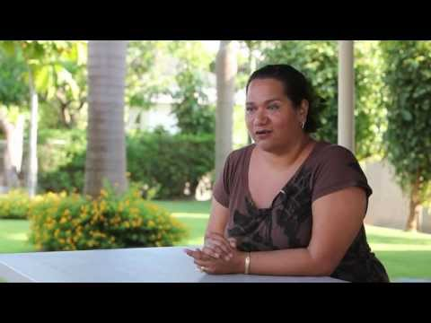 Foster Care Program | Nā 'Ohana Pūlama | Catholic Charities Hawaii | Tracy Lewis