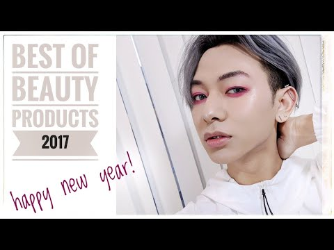 my favorite skincare + makeup best from 2017 | grwm
