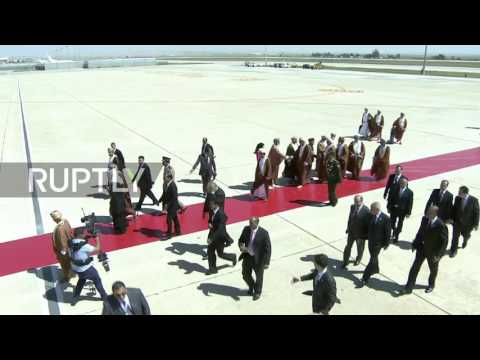 Jordan: Arab leaders and diplomats arrive in Amman for 28th Arab League summit