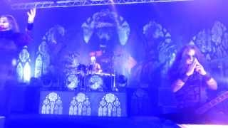 Powerwolf : Let There Be Night (Strasbourg 2015)