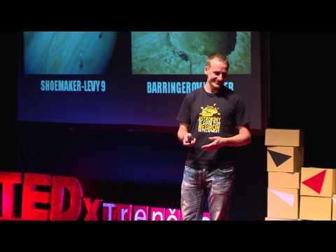 Astronomy – the gateway to scientific literacy | Tomáš Vorobjov | TEDxTrencin