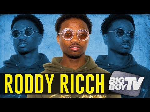 Roddy Ricch on Creating His Own Sound Nipsey Hussle&39;s Passing West Coast  + More