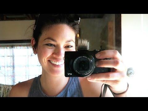 HOW TO MAKE A G7X WIND MUFF  California DIY Vlog