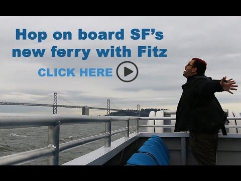 Sneak peek on board San Francisco's newest ferry